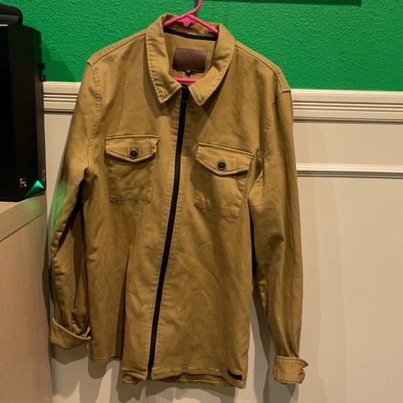 Civil society jacket brown size XL